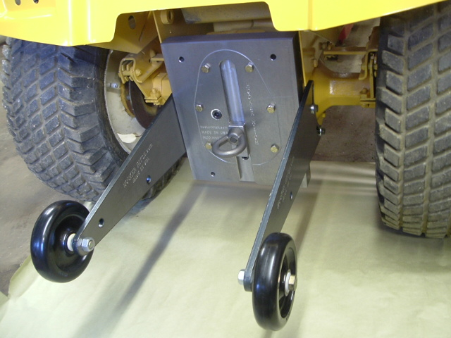 Wheelie Bars For Cub Cadet Pulling Tractors